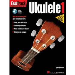 Fasttrack Ukelele Method 1...