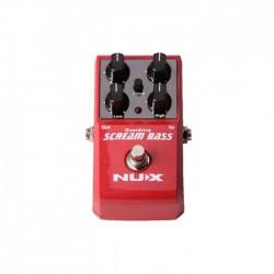 Pedal Nux Scream Bass