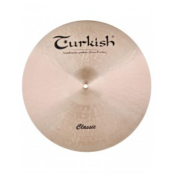 Turkish Classic Rock Crash 16""