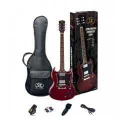 Guitarra electrica SX SE4...