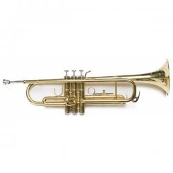 Trompeta  Amadeus Dorada...