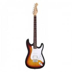 Guitarra Aria STG-004-3TS...